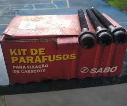 Kit parafusos cabeçote Escort zetec