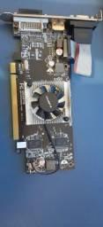 Placa d vídeo 1giga DDR3