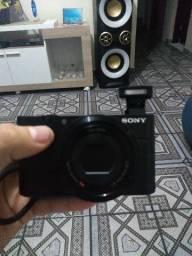 Vendo câmera fotografica ou troco por celular