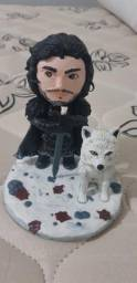 Miniatura john snow & ghost