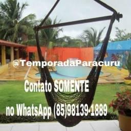 Casa em Paracuru - casa 3 ou 5 suítes - piscina