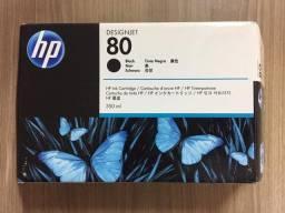 Cartucho HP 80 black c4871a