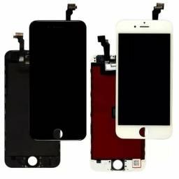 Display Lcd Tela Touch iPhone 4 4s 5 5s 6 6s Plus com Garantia