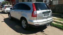 Vendo Honda Crv exl 4wd automatico - 2010