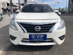 NISSAN VERSA 2017/2017 1.6 16V FLEX SV 4P XTRONIC - 2017