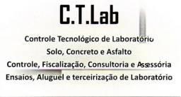 Laboratório de solos, concreto e asfalto