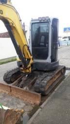 Mini escavadeira 5 ton - 2009