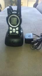 Rádio comunicador Motorola em Estado de Novo