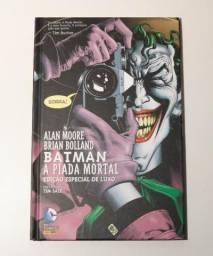 HQ Batman - A piada mortal - Panini
