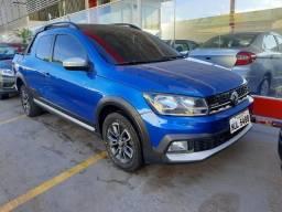 VW-Nova Saveiro Cross 2017 (facilito negociação estrada 48X 1.589,00 leia a descrição ) - 2017