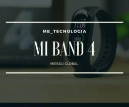 Mi Band 4 Xiaomi - Versão Global- Novo/lacrado