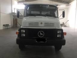 Vendo caminhão MBB 1313 caçamba - 1987