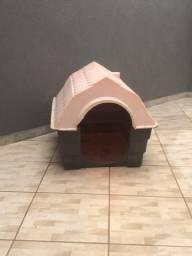 Casinha de cachorro (plástico reforçado)