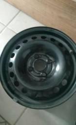 Roda de ferro VW 14