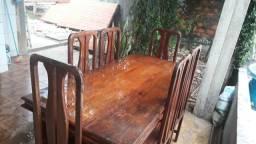 Mesa de macacauba