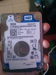 HD 500 GB. venda ou troca