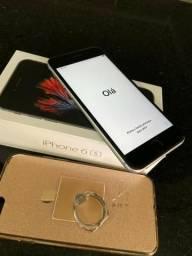 Vendo iPhone 6s 64 GB (Cinza Espacial) - Usado, em bom estado