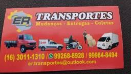 Carretos e transportes pequenos urgentes 16 3011
