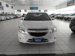 Gm - Chevrolet Onix Lt 1.0 Flex Branco - 2015