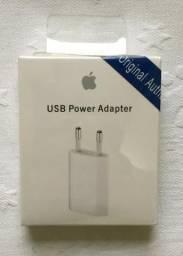 Carregador de Tomada Usb Lighting iPhone/iPad Novo na Caixa