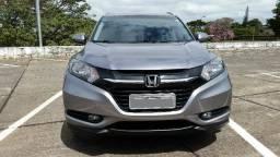Honda HR-V EX 15/16 Única dona. Banco de Couro. Revisões na Concessionária - 2016