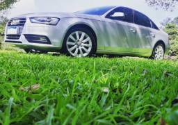 Audi A4 impecável - 2014