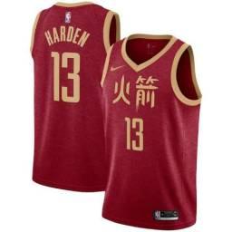 Regata Basquete Rockets 13 China Promoção