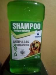Shampoo anti pulga e carrapatos
