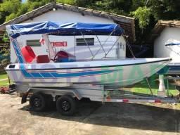 Lancha Power Boats 16 pés comprar usado  Simões Filho