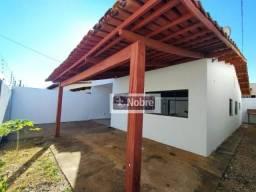 Casa com 3 dormitórios para alugar, 107 m² por R$ 1.420,00/mês - Plano Diretor Sul - Palma