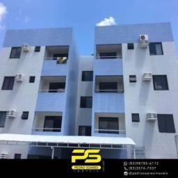 Apartamento com 2 dormitórios à venda, 50 m² por R$ 160.000 - Jardim Cidade Universitária