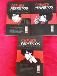 Mangás Crimes Perfeitos