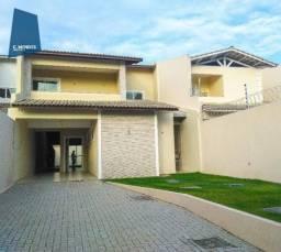 Casa com 4 dormitórios à venda, 218 m² por R$ 690.000,00 - Parque Manibura - Fortaleza/CE
