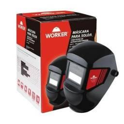 Máscara De Solda Worker 909262 WK71 Welding Speed Autoescurecimento