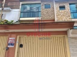 Casa à venda com 3 dormitórios em Jardim maria cecilia, Sao bernardo do campo cod:25064