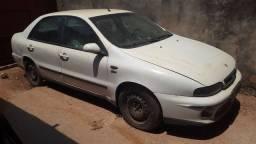 Peças do Fiat Marea 1998 - Franca Sp
