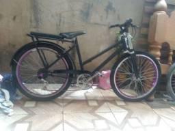 Bicicleta Troco por som do meu interesse