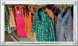200 peças de roupas tudo 180 reais
