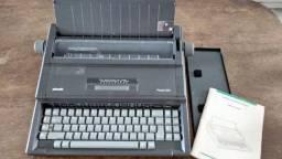 Maquina de escrever Eletrônica ?Olivetti Praxis 204?