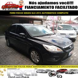 Focus Sedan Automatico 2013. Financiamento Facilitado