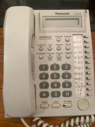 Vendo Telefone fixo Ramal KS Panasonic KX T-7730X