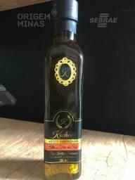 Azeite sabor Alho e Flor de Sal - 250 ml   Kochen Azeites Saborizados