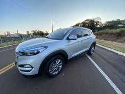 Tucson 2018 1.6 turbo único dono apenas 48 mil km
