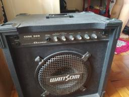 Amplificador para Guitarra e Violão Ciclotron Wattsom Cube 200