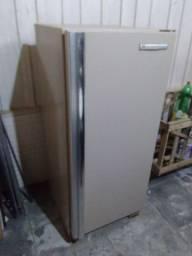Brastemp Conquistador - refrigerador antigo - geladeira