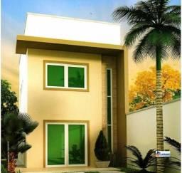 Casas duplex para venda com 3 suítes em Timbu - Eusébio