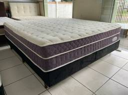 cama king Maxflex double látex