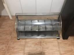 Estufa eletrica para salgados *imperdível