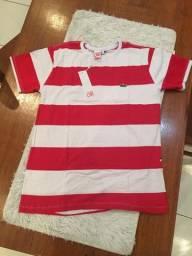 Camisa peruana listrada