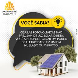 Sistema de Energia Fotovoltaico